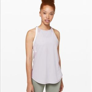 Lavender lulu lemon run off route tank